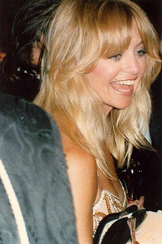 Belle blonde : Goldie Hawn