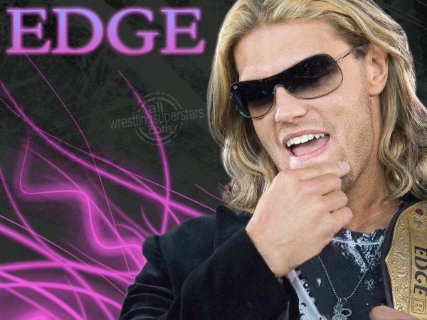 Adam Joseph Copeland : Edge