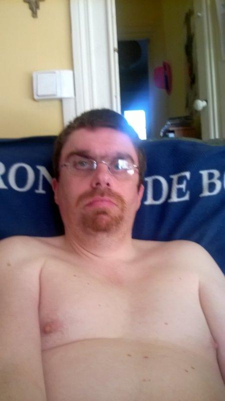 Envie d'être nu, jadore !
