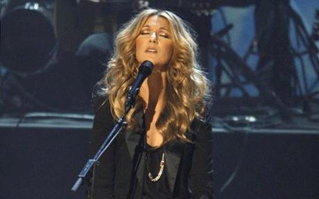 Superbe et délicieuse star canadienne: Céline Dion