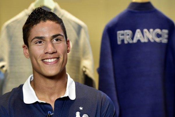 Raphaël Varane : pilier de l'équipe de France