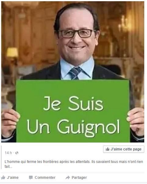 IMAGE DU JOUR ! NOUVEL ORDRE MONDIAL SATANIQUE, QUAND LA FRANCE SACRIFIE SES PROPRES CITOYENS :