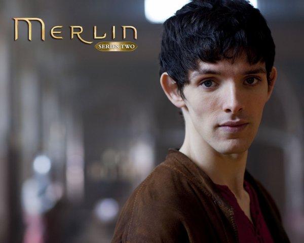 Série télévisée : Merlin