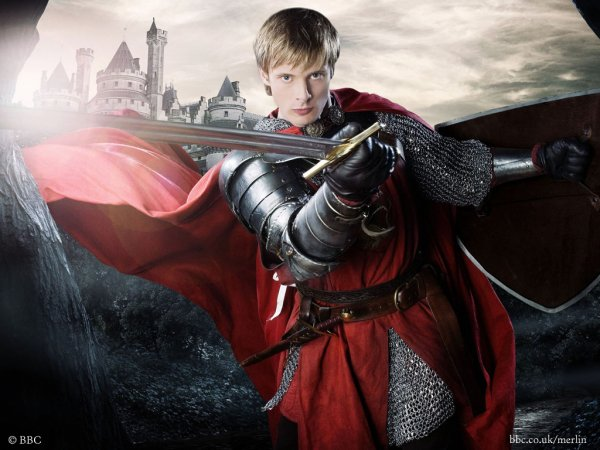 Le Roi Arthur Pandragon !