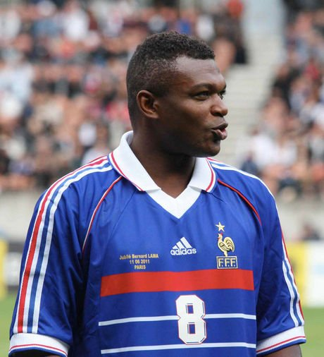 Grand footballeur français : Marcel Desailly