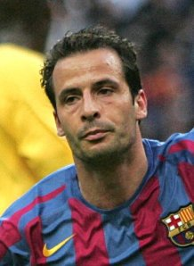 Footballeur professionnel français : Ludovic Giuly