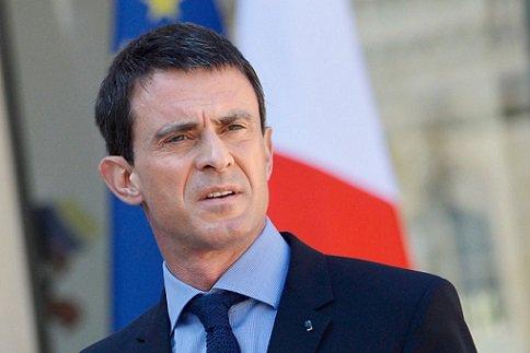 Premier Ministre Français : Manuel Valls