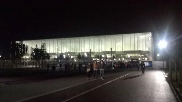Le stade Matmut Atlantique de Bordeaux
