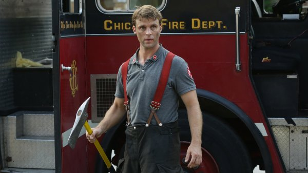 Chicago Fire : Jesse Spencer