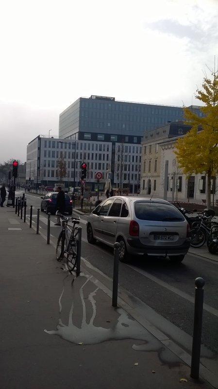 La Cité Municipale de Bordeaux