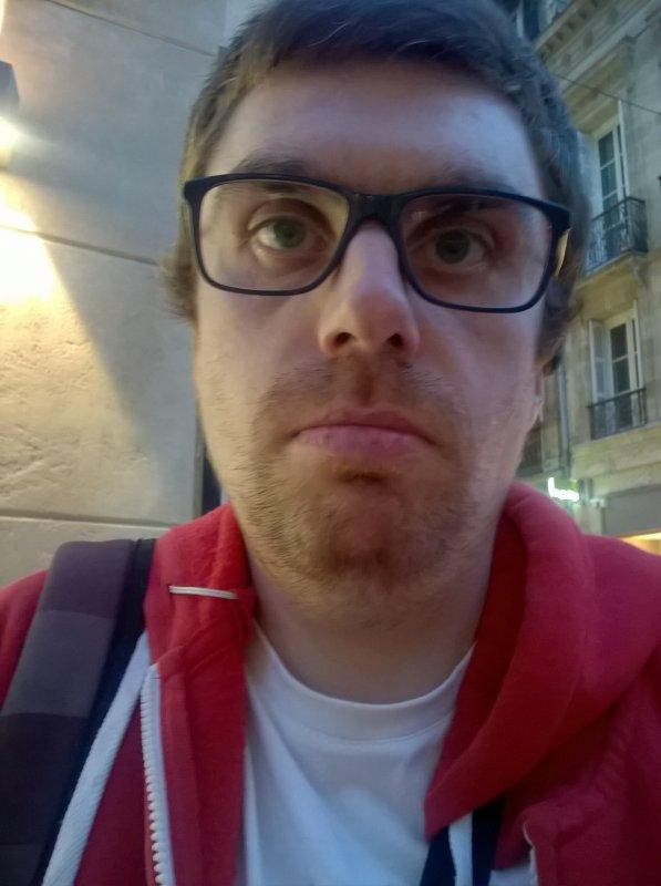 Pascal a changé de lunettes ! Qu'en pensez-vous ?