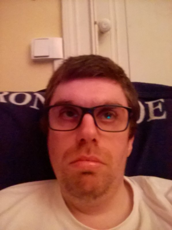 J'ai changé ses lunettes !