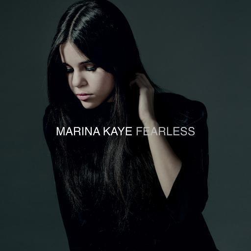 Jeune interprète française : Marina Kaye