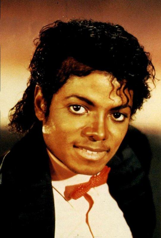 Michael Jackson le King of Pop