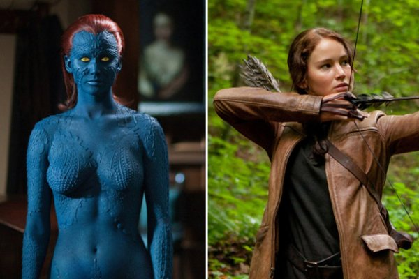 Jennifer Lawrence : Xmen ou Hunger Games