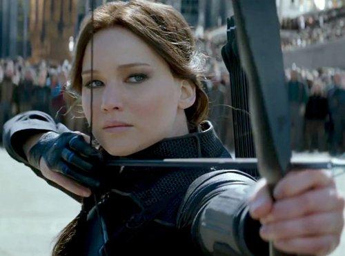 Jeune actrice : Jennifer Lawrence