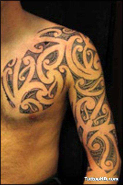 Tatouage maori pour ceux qui les aiment