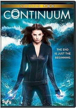 J'adore la série télévisée : Continuum