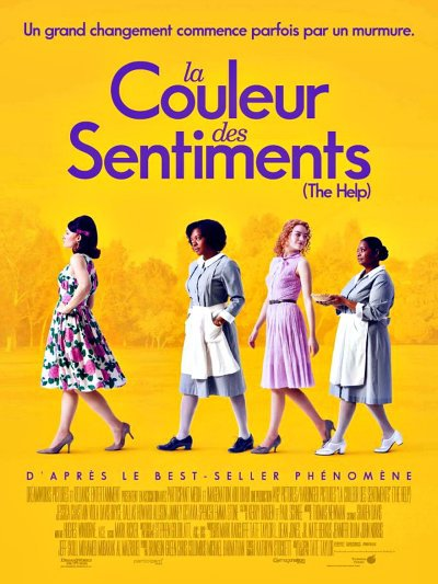 La Couleur des Sentiments - Kathryn Stockett ( The Help )