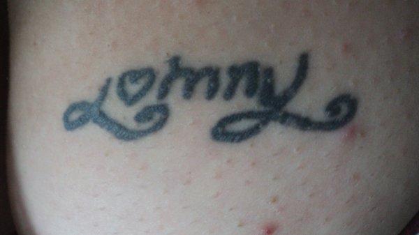 parlont  tatouage