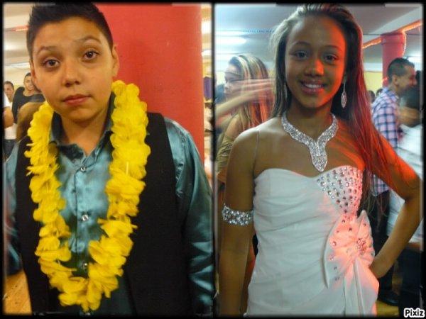ma soeur et mon cousin