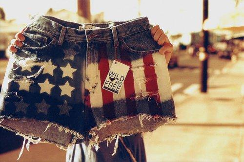 Fabriquer un Short Américain
