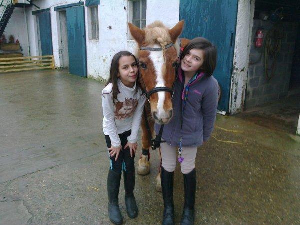 Moi Merlin Et Lucie♥!