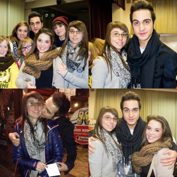 Le 23 novembre, Roberto était présent en Ville-en-Hesbaye pour un concert riche en émotions !