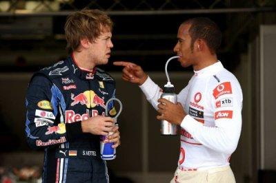 Steckbrief Sebastian Vettel World Champion 2010