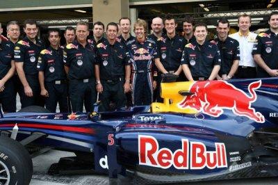 Bilder des Jahres ! von Red BuLL Racing Vettel !!