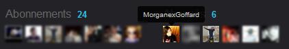 Morgane. (j'crois que je n'est jamais mi cette photo de Morgane, donc je la mets, aussi j'ai trouver plein de photo de Morgane sur son facebook, mais je ne les mettrais pas car je trouve qu'elle sont trop privée)