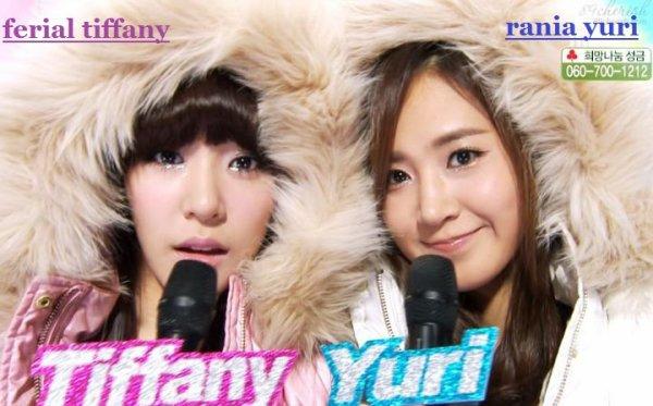 facebook Hwang Mi Hee (Ferial Hwang Tiffany)  and facebook Yuri Cloe Rania (Rania Yuri Kwon)
