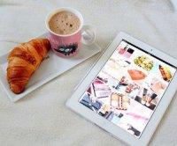 Ma routine du matin en vacance scolaire! ♥