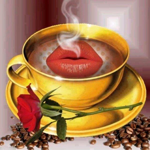 Un petit café tendresse
