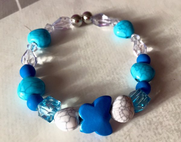 3 nouveaux bracelets élastiques