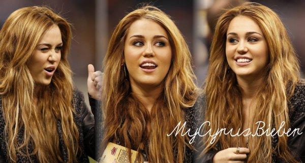 Miley Cyrus & Justin Bieber on ◊ www.MyCyrusBieber.skyrock.com