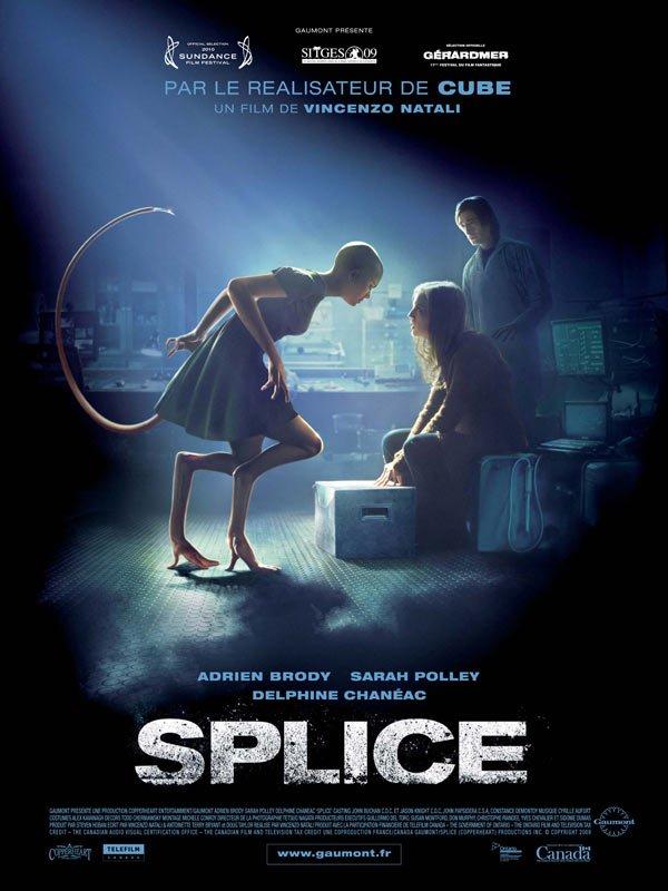 4- Splice