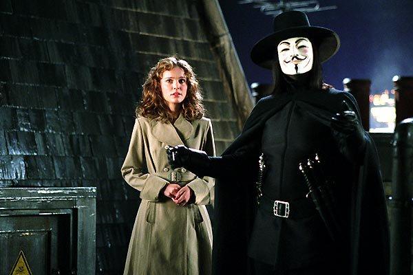 5- V pour Vendetta
