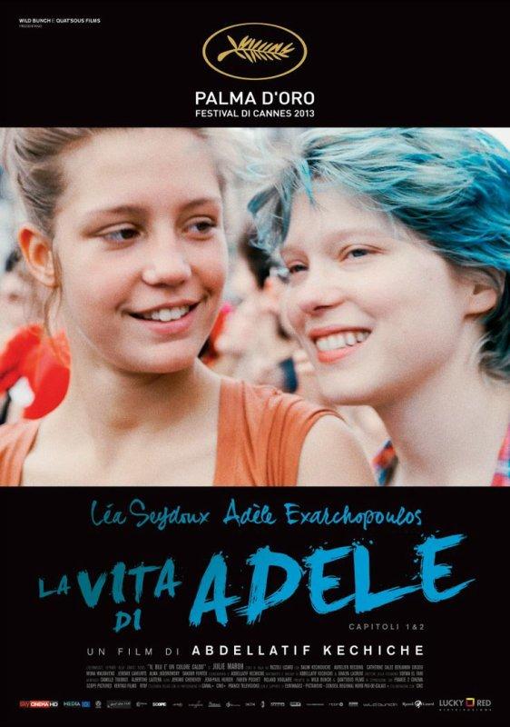 25 - La vie d'Adèle