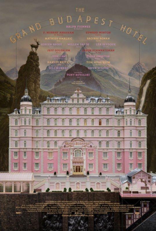 26 - The grand Budapest Hotel