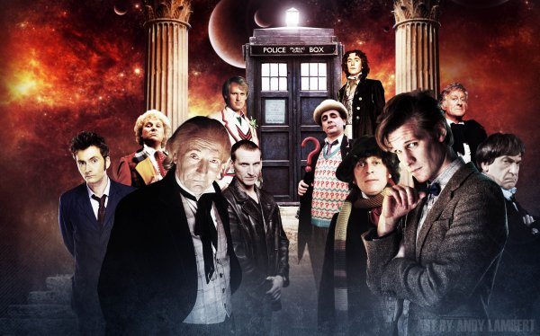 30 - Doctor Who ! ♥