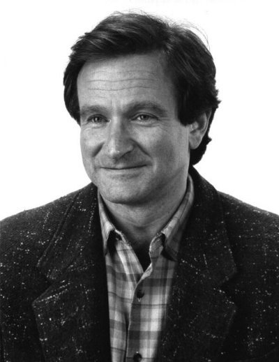 Robin Williams, le génie comique à disparue ...