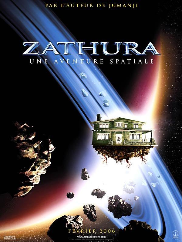 33 - Zathura, une aventure spatiale