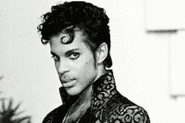 Prince nous a quitté :(