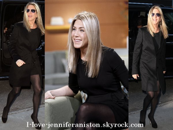 """Jennifer à """"Good morning America """" le 10 février !!"""