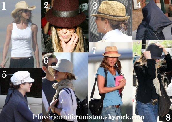 Quel est le style de chapeau qui lui va le mieux ?