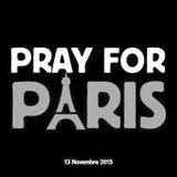 Pray for paris !