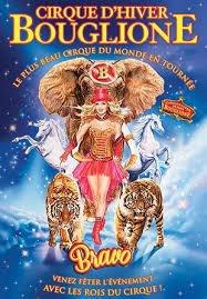Cirque bouglione ON TOUR !