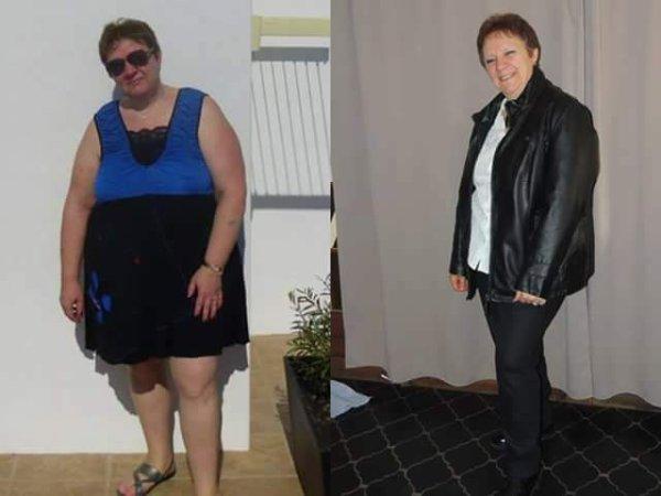 Moi avant et un an après