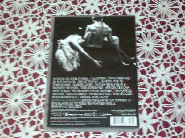 dvd monster ball tour